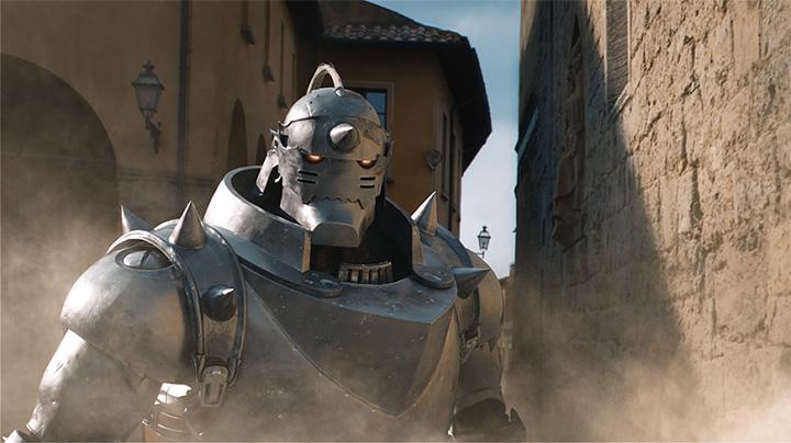 『鋼の錬金術師』 ©2017 荒川弘/SQUARE ENIX ©2017 映画「鋼の錬金術師」製作委員会
