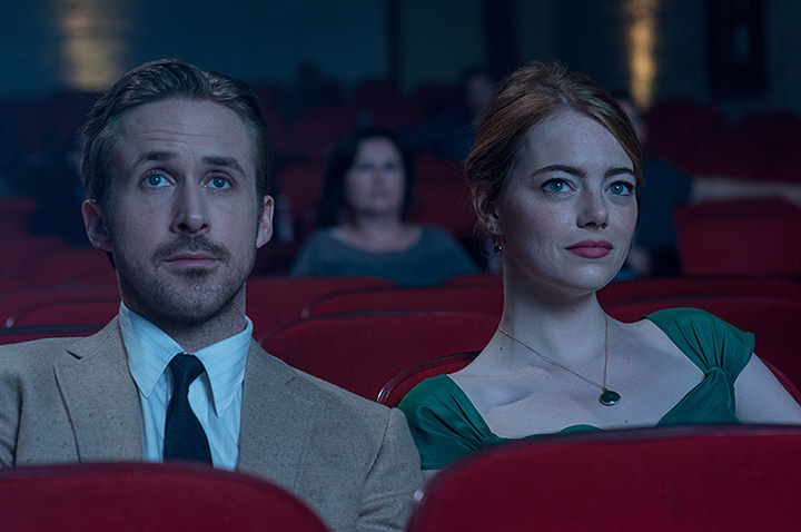 『ラ・ラ・ランド』 La La Land ©2017 Summit Entertainment, LLC. All Rights Reserved.
