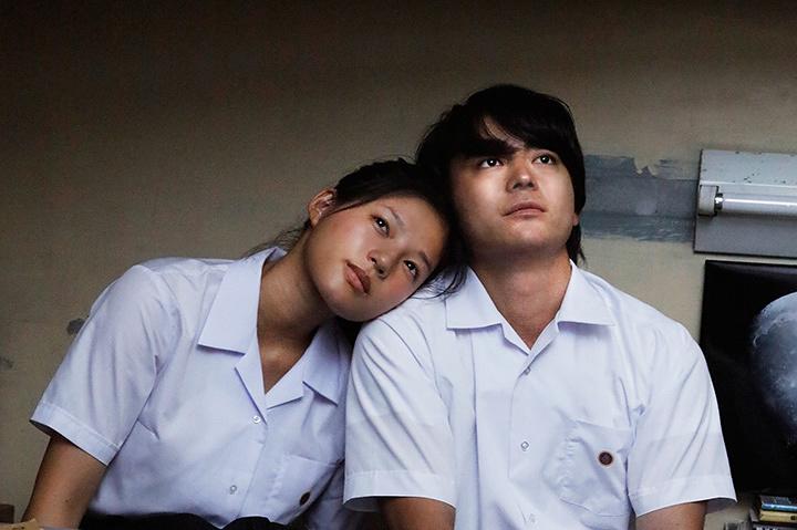 『パラレルワールド』(監督:河瀬直美) ©2017 CINEMA FIGHTERS