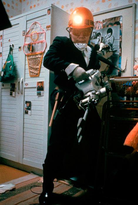 『逆噴射家族』 ©1984 ディレクターズカンパニー/国際放映/ATG