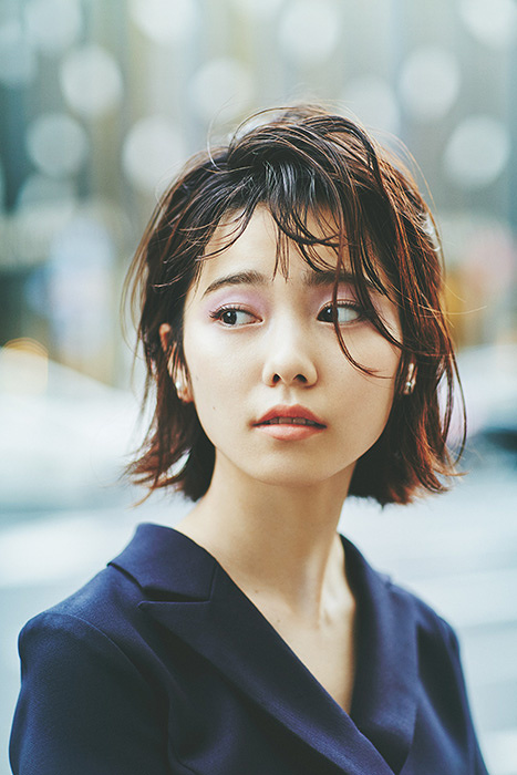 『GINZA』2017年5月号より