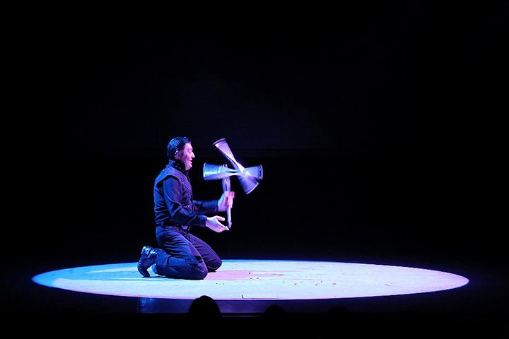 『THE 舶来寄席2017 winter』公演風景 2017年2月3日~2月26日 大阪・なんばグランド花月