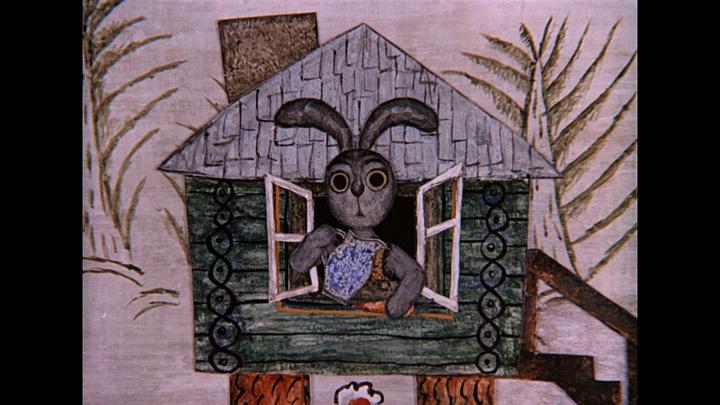 『キツネとウサギ』 ©2016 F.S.U.E. C&P SMF