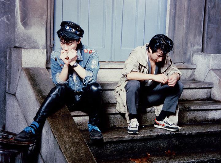『星くず兄弟の伝説』 ©キネマ旬報DD