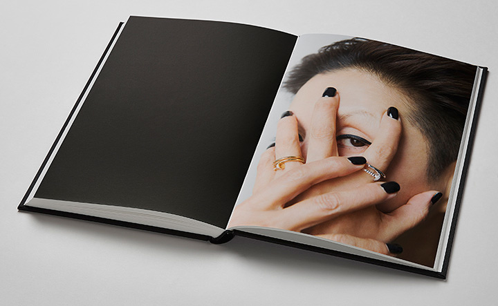 "『""With Nail & I""edited by Ryan Mcginley for Cartier_ Juste un Clou』より"