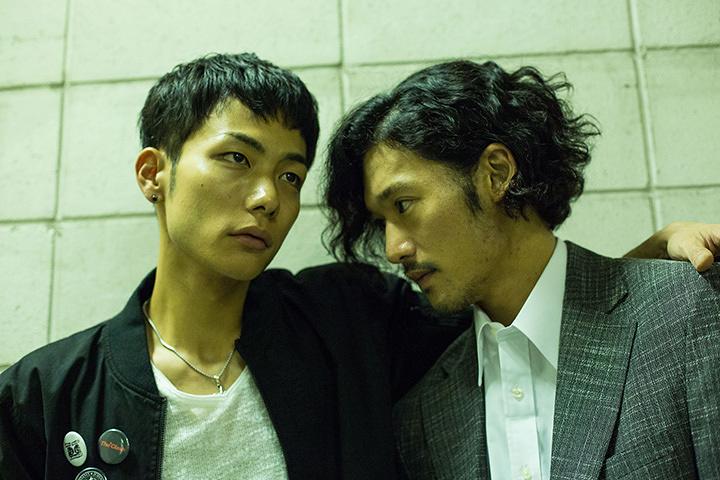 『ダブルミンツ』 ©2017「ダブルミンツ」製作委員会 ©中村明日美子/茜新社