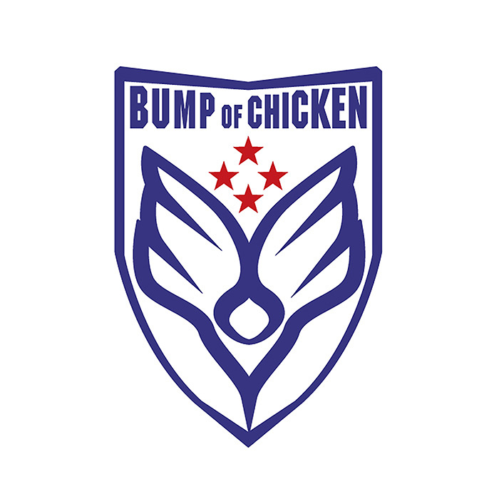BUMP OF CHICKENロゴ