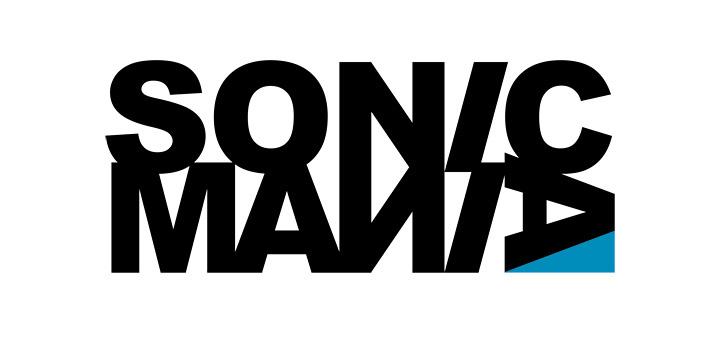 『SONICMANIA』ロゴ