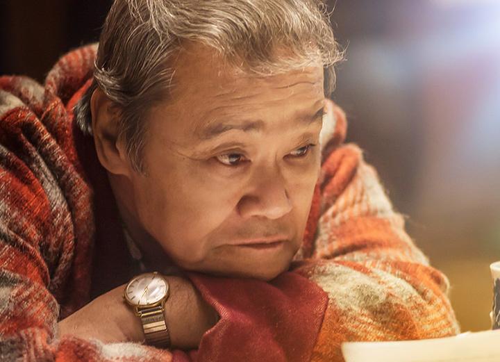 浪矢雄治役の西田敏行 ©2017「ナミヤ雑貨店の奇蹟」製作委員会