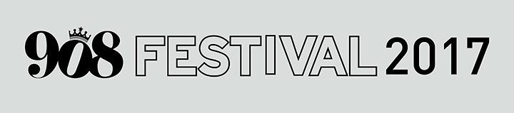 『908 FESTIVAL 2017』ロゴ