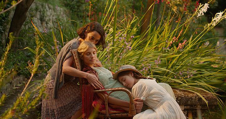 『エタニティ 永遠の花たちへ』(監督:トラン・アン・ユン) ©Nord-Ouest