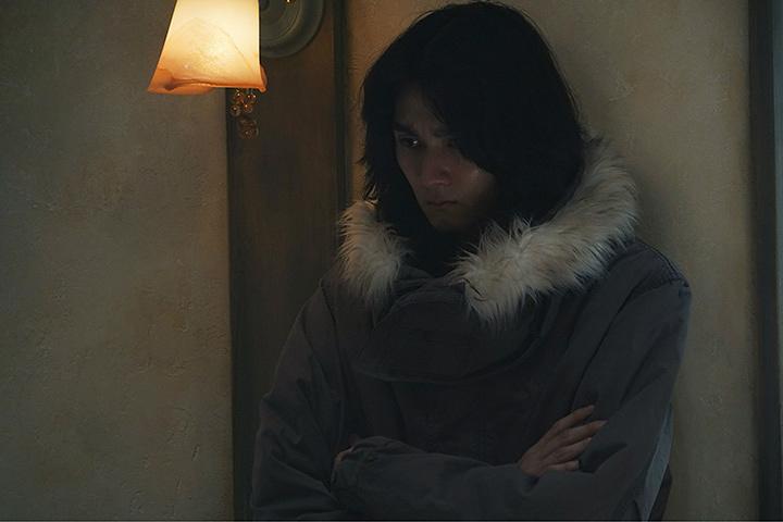 四方蓮示役の栁俊太郎 ©2017「東京喰種」製作委員会 ©石田スイ/集英社