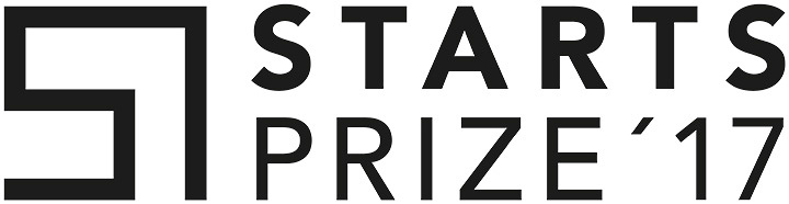 『STARTS PRIZE』ロゴ