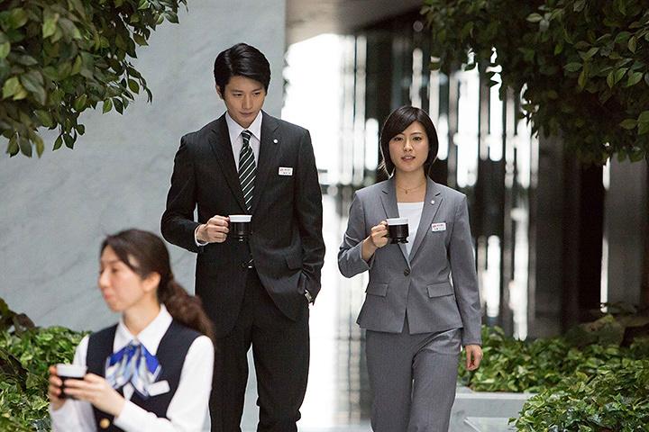 『連続ドラマW アキラとあきら』