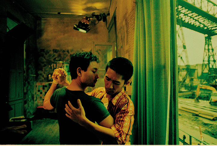 『ブエノスアイレス』©1997, 2008 Block 2 Pictures Inc. All Rights Reserved.