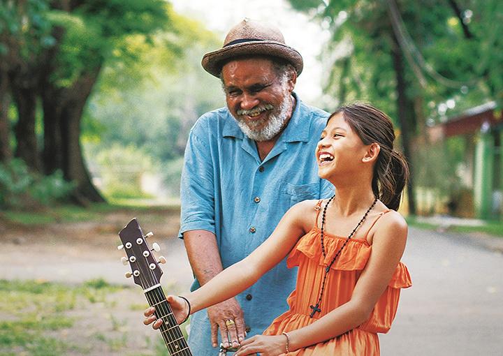 『ブランカとギター弾き』 ©2015-ALL Rights Reserved Dorje Film