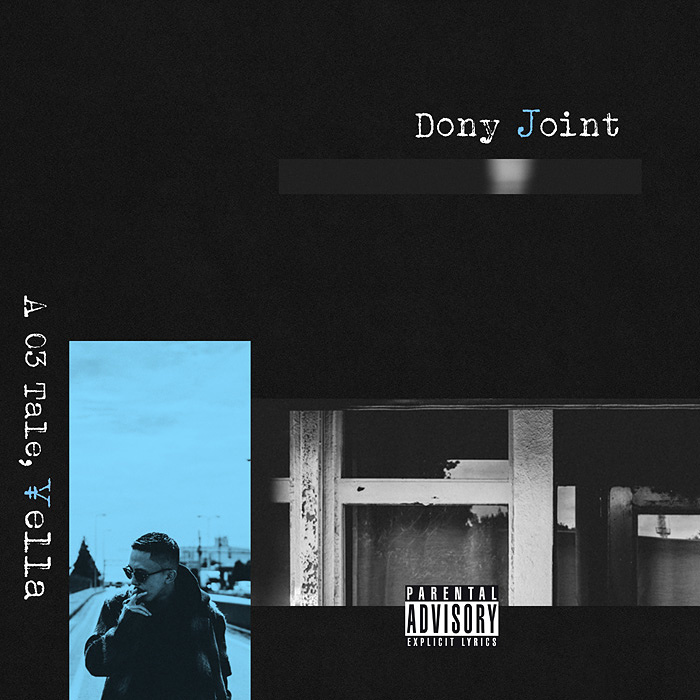 DONY JOINT『A 03 Tale, \ella』ジャケット