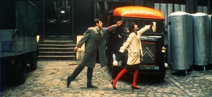『女は女である』 ©1961 STUDIOCANAL IMAGE - EURO INTERNATIONAL FILMS,S.p.A.