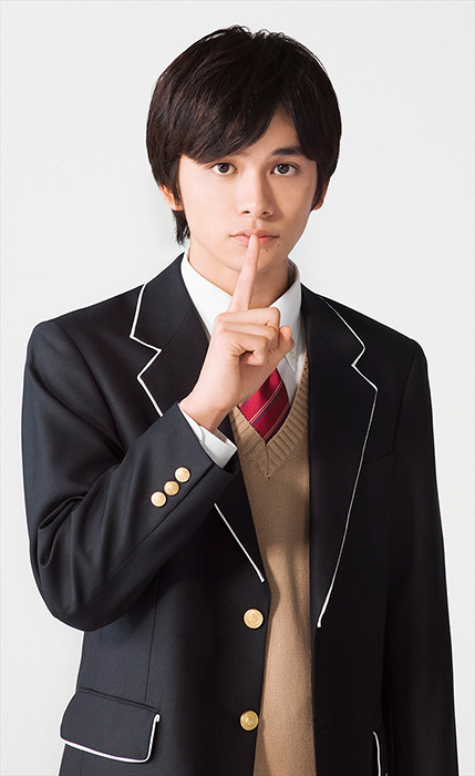司馬優翔役の北村匠海 ©2017「恋と嘘」製作委員会 ©ムサヲ/講談社