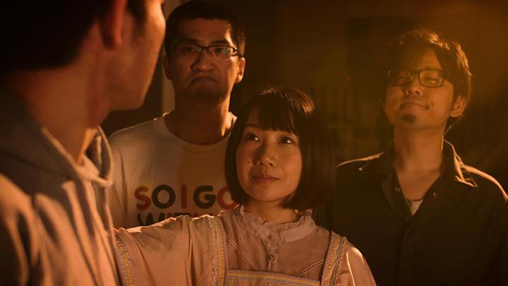 『進撃の巨人×神聖かまってちゃん スペシャルコラボムービー』より ©2017 PONYCANYON Inc.