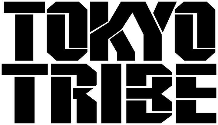 『TOKYO TRIBE』ロゴ