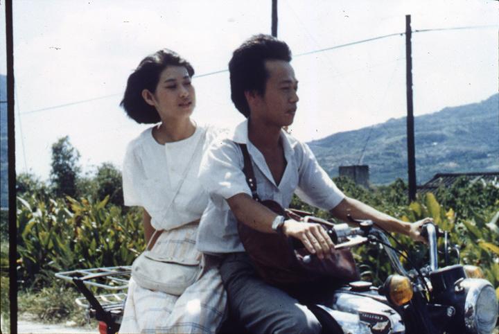 『恋恋風塵』 ©CENTRAL MOTION PICTURE CORPORATION 1987