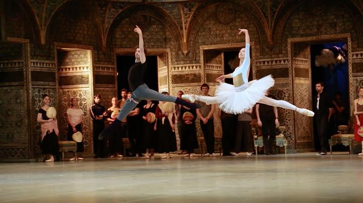 『パリ・オペラ座 夢を継ぐ者たち』  ©DelangeProduction 2016