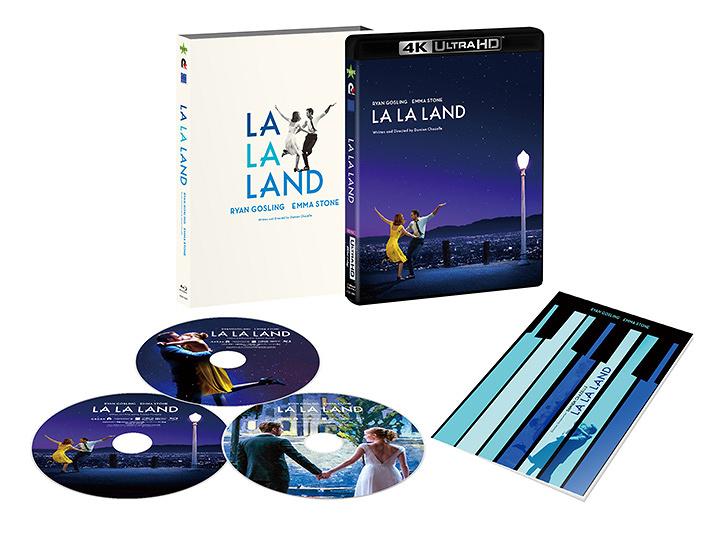 『ラ・ラ・ランド』4K ULTRA HD