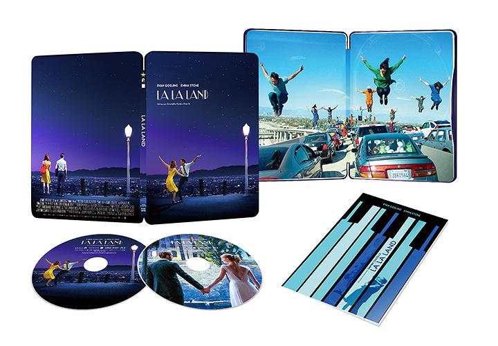 『ラ・ラ・ランド』Blu-rayコレクターズ・エディション初回限定盤