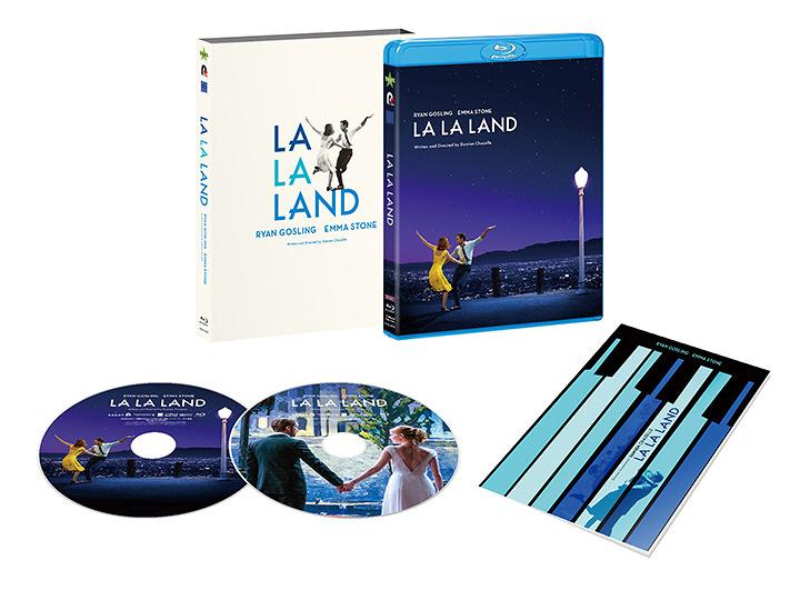 『ラ・ラ・ランド』Blu-rayコレクターズ・エディション