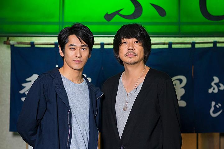 左から永山絢斗、大森南朋 ©テレビ東京