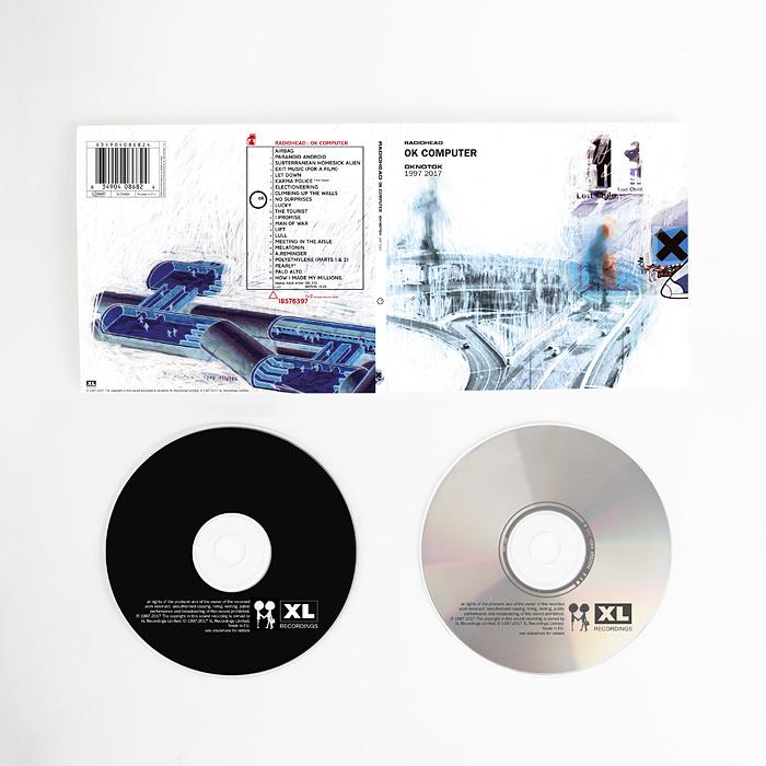 Radiohead『OK Computer OKNOTOK 1997-2017』イメージビジュアル