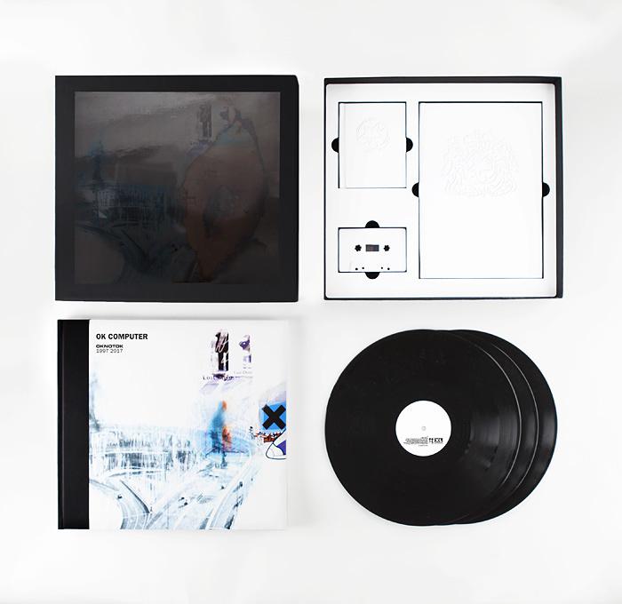 Radiohead『OK Computer OKNOTOK 1997-2017』OKNOTOK BOXED EDITIONイメージビジュアル