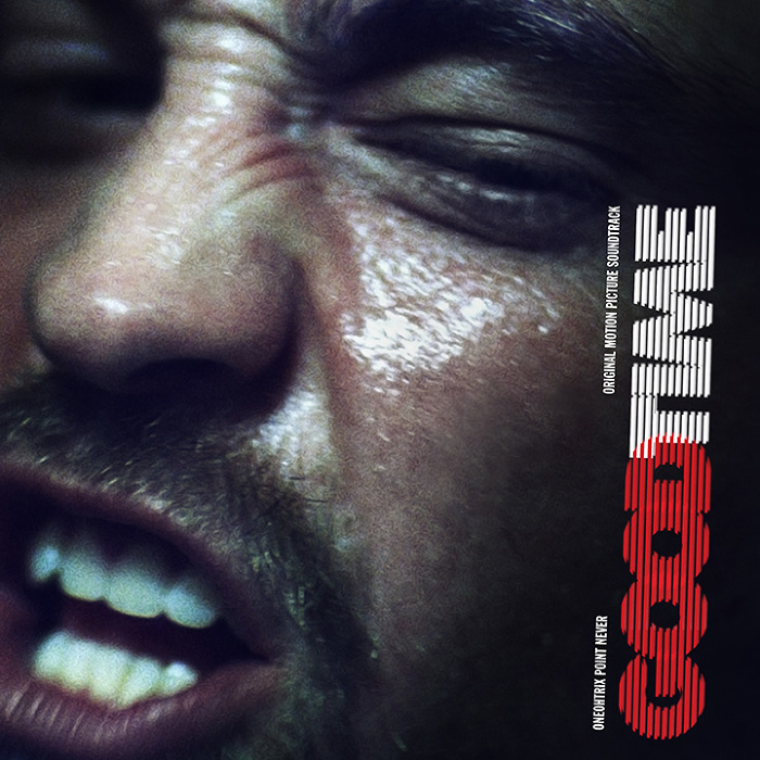 ONEOHTRIX POINT NEVER『Good Time Original Motion Picture Soundtrack』日本盤ジャケット