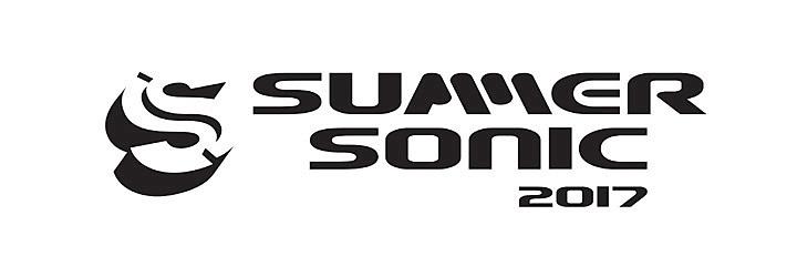 『SUMMER SONIC 2017』ロゴ