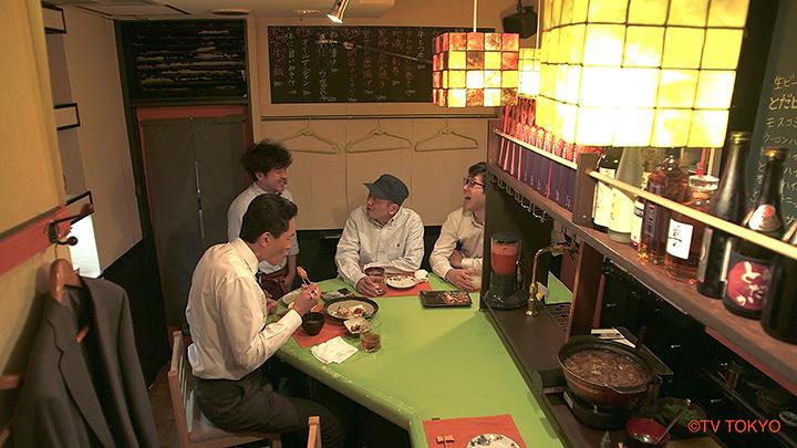 『孤独のグルメ Season6』第12話「東京都品川区五反田の揚げトウモロコシと牛ご飯」より ©テレビ東京
