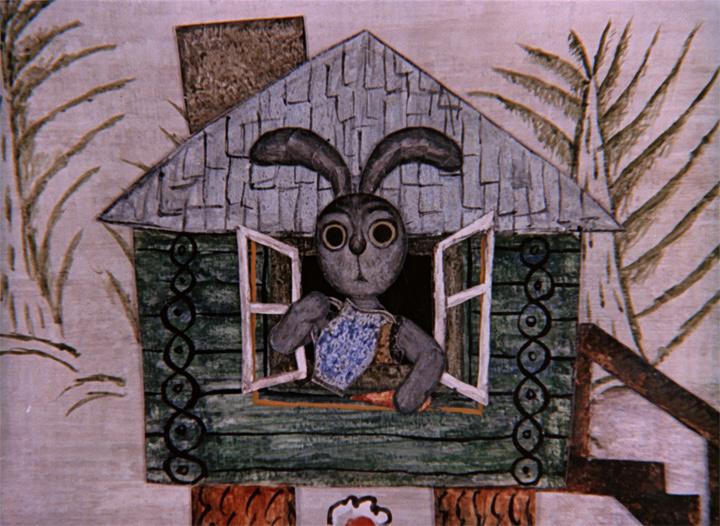 『キツネとウサギ』 ©2016 E.S.U.E C&P SMF