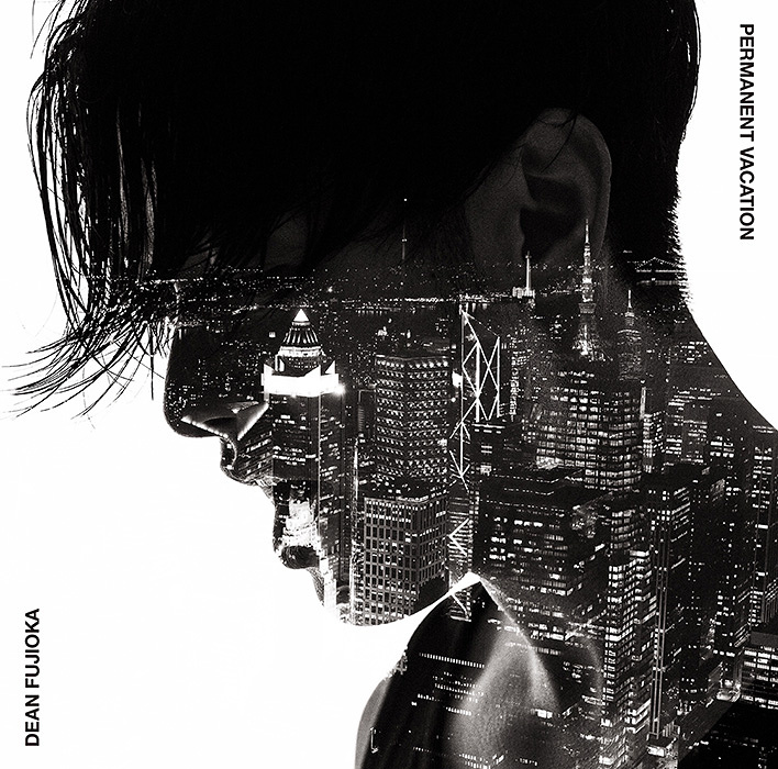 DEAN FUJIOKA『Permanent Vacation / Unchained Melody』初回盤Aジャケット