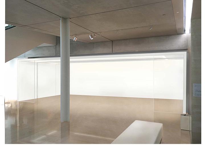 ポーラ美術館 新スペースイメージビジュアル