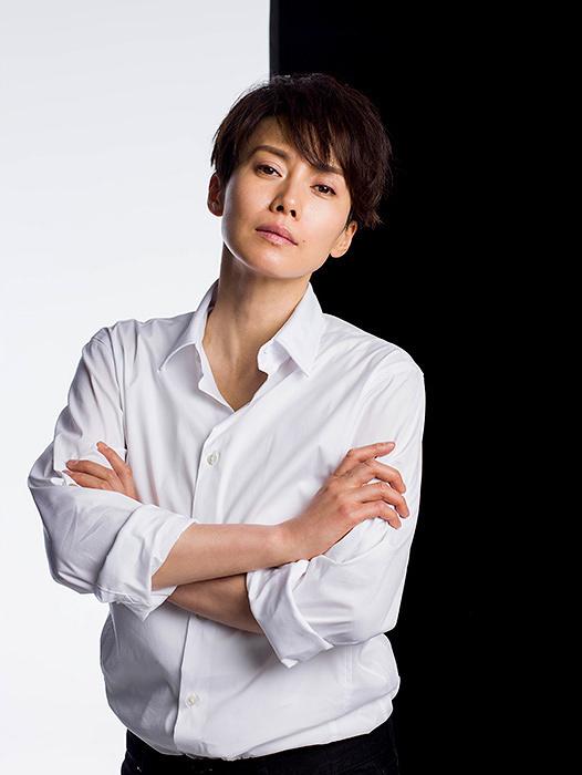 日浦美月役を演じる中谷美紀
