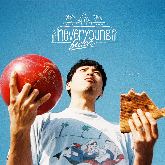never young beach『SURELY』ジャケット