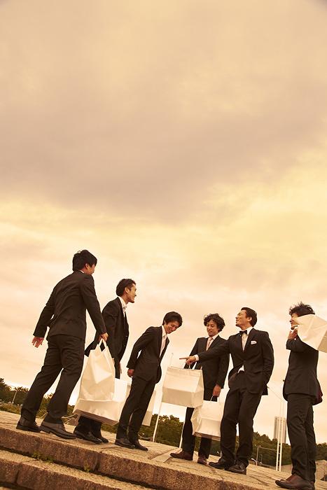 ゴジゲン 第14回公演『くれなずめ』キービジュアル 写真:関信行