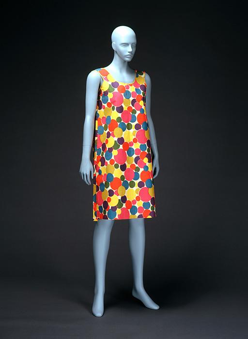 ペーパー・ドレス 1967年頃 アメリカ