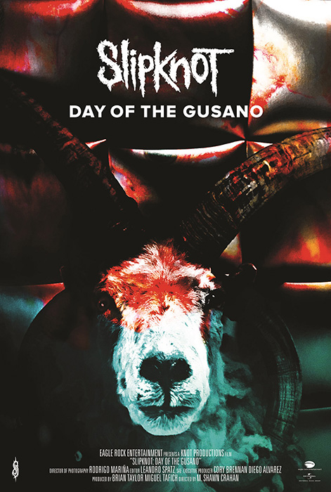 『DAY OF THE GUSANO』ビジュアル