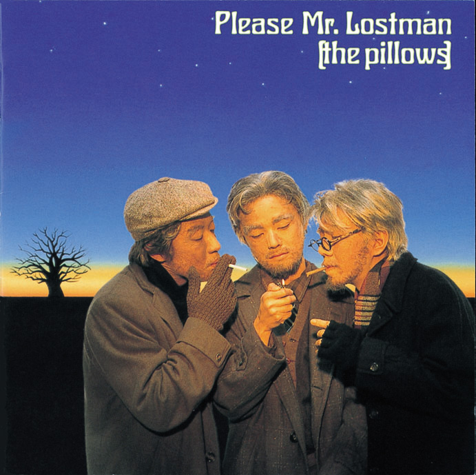 the pillows『Please Mr.Lostman』ジャケット