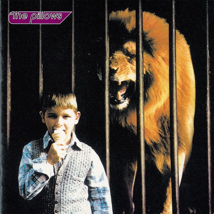 the pillows『LITTLE BUSTERS』ジャケット