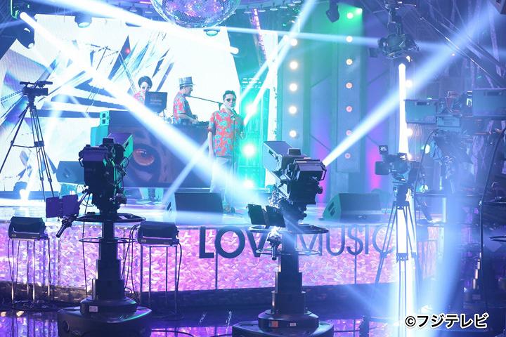 『Love music 特別編「電気グルーヴ ライナーノーツ」』より ©フジテレビ