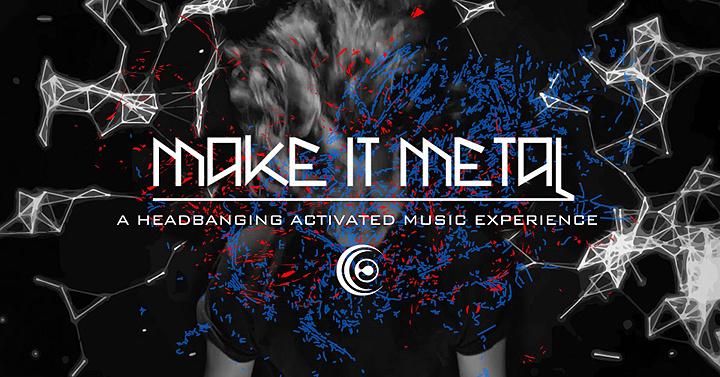 Crossfaith「Make It Metal」ビジュアル