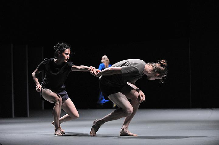 バットシェバ舞踊団/オハッド・ナハリン『LAST WORK―ラスト・ワーク』公演風景 ©Gadi Dagon