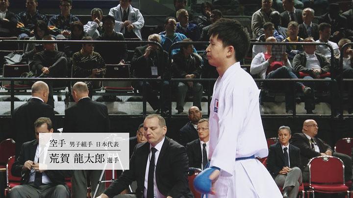 「東京2020応援コンセプトムービー『おいしいって、金メダル。』篇」より